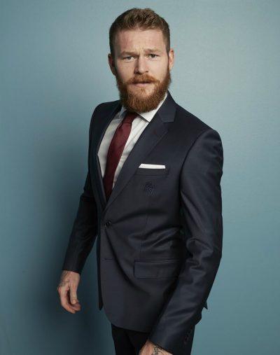 Aron Einar sérsniðinn í Herragarðinum