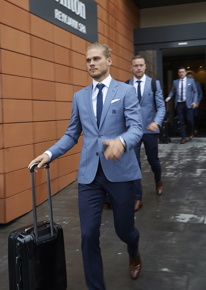 Rúrik Gíslason lceland national team